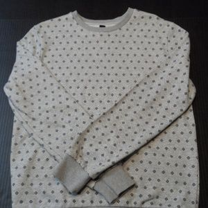 Forever 21 Mens Sweater Size Large Crewneck